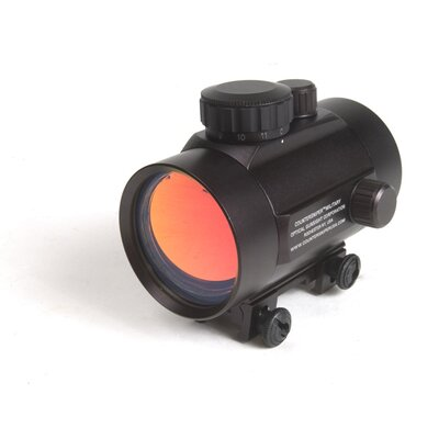 1X Aluminum Red Dot 50mm Scope