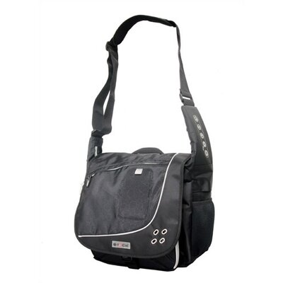 Professional iPod Speaker Messenger Bag