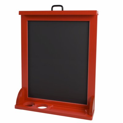 Little Partners Art Easel in Red