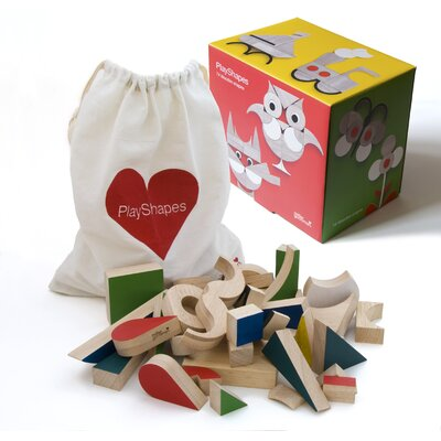 Miller Goodman PlayShapes (Set of 74)