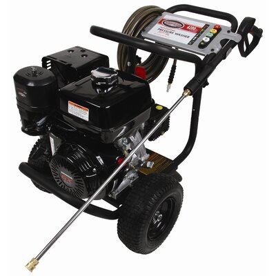 Power Shot 4200 PSI Commercial Gas Pressure Washer