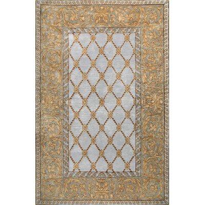 Bashian Rugs Versailles Ganges Light Blue Rug