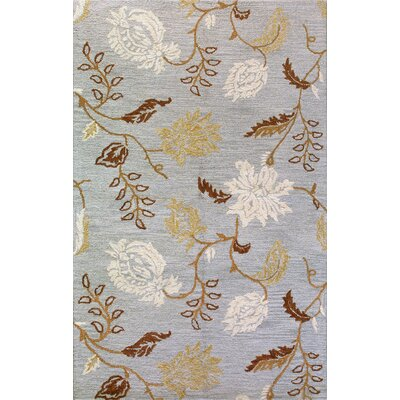 Bashian Rugs Valencia Light Blue Rug