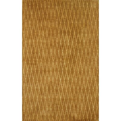 Greenwich Ratna with Art Silk Mocha Rug