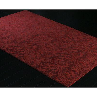 Bashian Rugs Venezia Red Decorah Rug