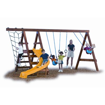 Swing-n-Slide Ready to Build Custom Pioneer DIY Swing Set Hardware Kit - Project 555