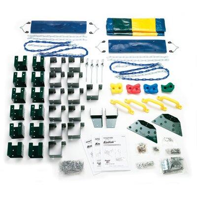 Swing-n-Slide Ready to Build Custom Kodiak DIY Swing Set Hardware Kit - Project 512