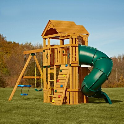 Swing-n-Slide Glendale Wood Swing Set