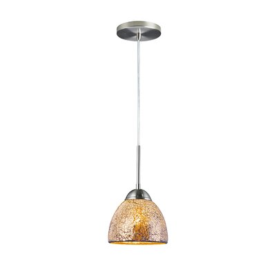 Woodbridge Lighting 1 Light Mini Pendant