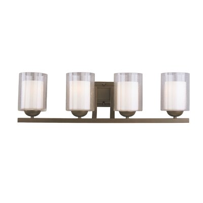 Woodbridge Lighting Cosmo 4 Light Bath Vanity Light