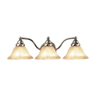 Woodbridge Lighting Anson 3 Light Bath Vanity Light