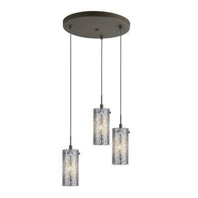 Woodbridge Lighting 3 Light Pendant