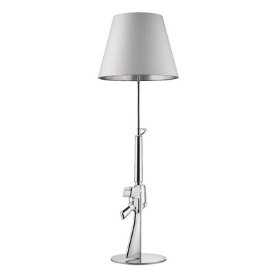 FLOS Gun_Lounge Gun Floor Lamp
