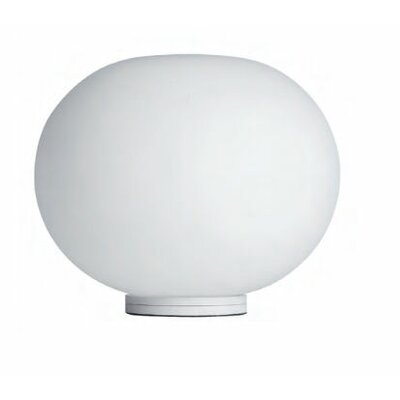 FLOS Glo-Ball Basic Zero Switch Table / Desk Lamp in White