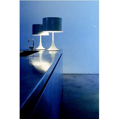 FLOS Spun Light Table / Desk Lamp