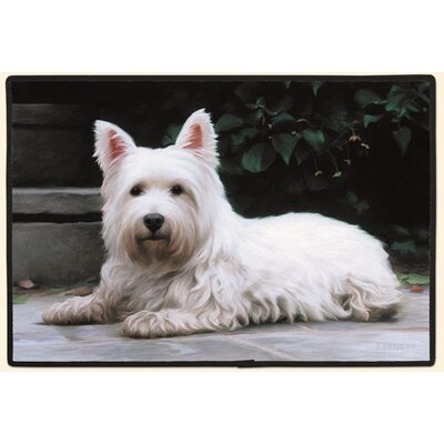 Westie Porch Doormat