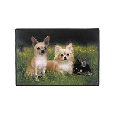 Chihuahuas / Path Doormat