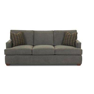 Klaussner Furniture Loomis Queen Dreamquest Convertible Sofa