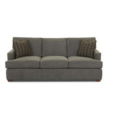 Klaussner Furniture Loomis Queen Dreamquest Sleeper Sofa