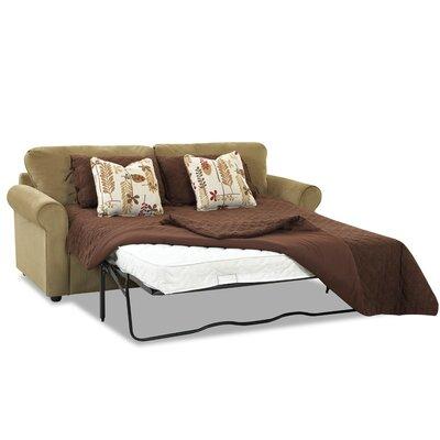 Klaussner Furniture Brighton Dreamquest Queen Sleeper Loveseat
