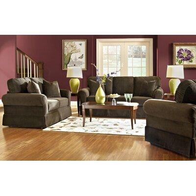 Klaussner Furniture Woodwin Living Room Collection