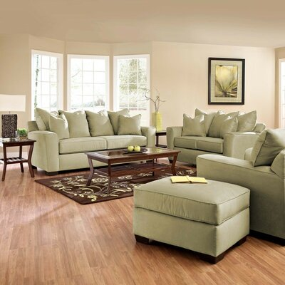 Klaussner Furniture Heather Living Room Collection