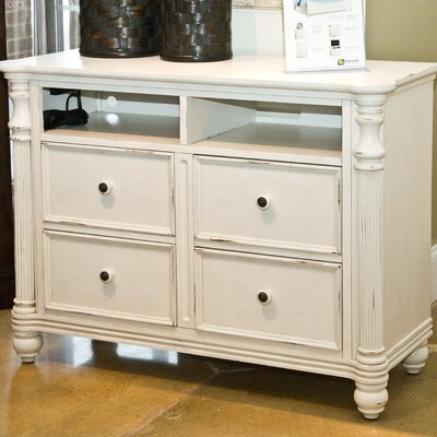 Eastport 4 Drawer Media Chest