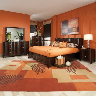 Klaussner Furniture Serenade Panel Bedroom Collection