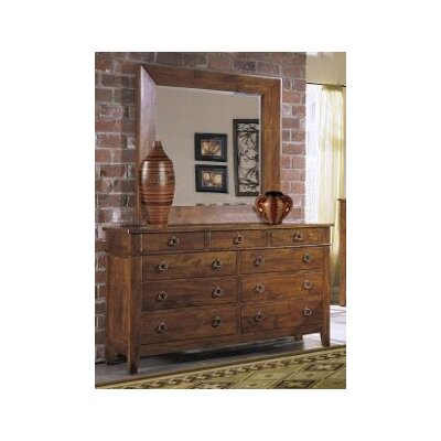 Urban Craftsmen 9 Drawer Dresser