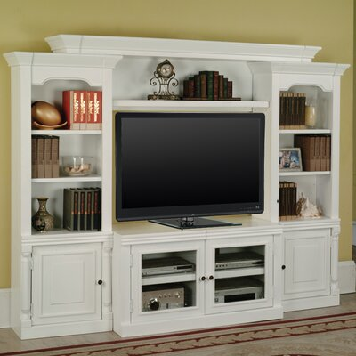 Parker House Furniture Premier Alpine Entertainment Center