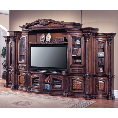 Parker House Furniture Grandview Entertainment Center