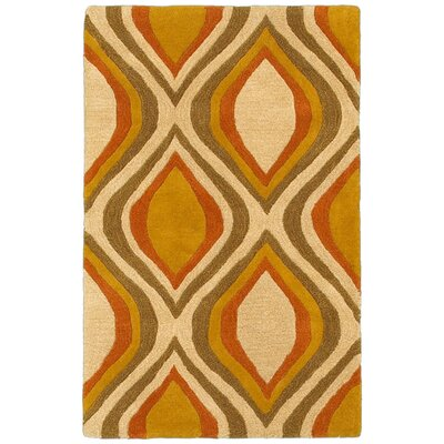 LR Resources Vibrance Mocha Rug
