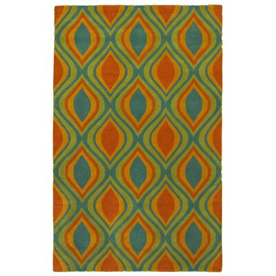 LR Resources Vibrance Blue Rug