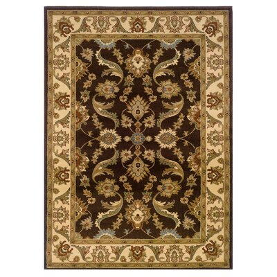 Adana Brown/Cream Persian Rug