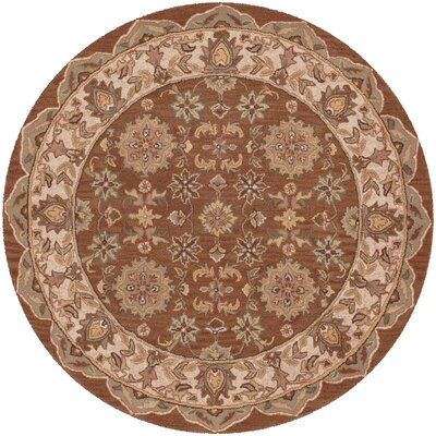 Shapes Coffee/Ivory Persian Rug