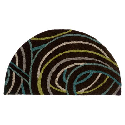 LR Resources Vibrance Miami Swirls Rug