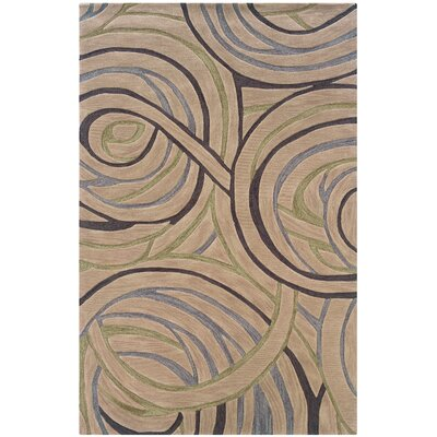 LR Resources Fashion Ivory Rug
