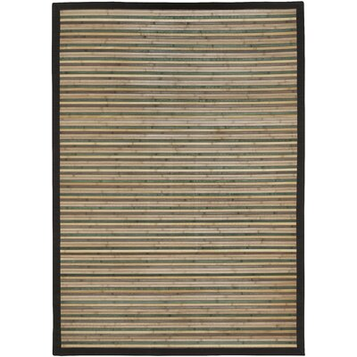 LR Resources Ariba Grey/Brown Rug