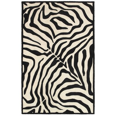 LR Resources Fashion Zebra Rug