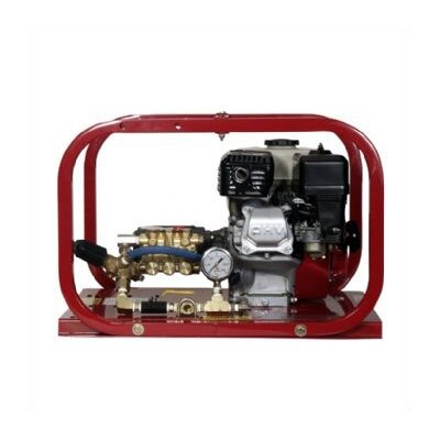 3 GPM Hydrostatic Test Pump with Honda Engine