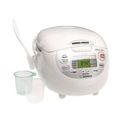 Zojirushi Neuro Fuzzy Rice Cooker and Warmer