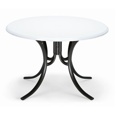 Telescope Casual Round Werzalit Table
