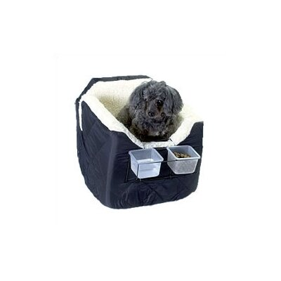 Snoozer Pet Products Luxury Lookout I Dog Car Seat
