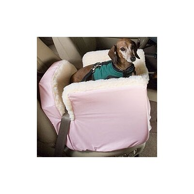 Snoozer Pet Products Lookout I Pet Car Seat in Pink