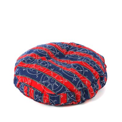 Snoozer Pet Products Nautical Collection - Round Pet Bed