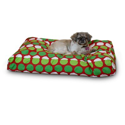 Snoozer Holiday Dog Pillow