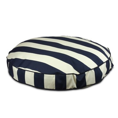 Snoozer Pool and Patio Round Vertical Dog Pillow