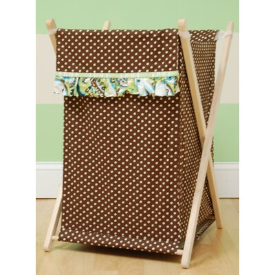 My Baby Sam Paisley Splash Hamper