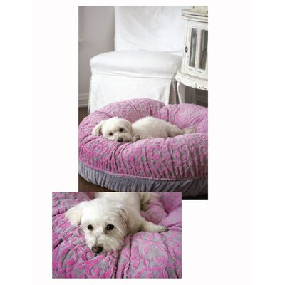 Eloise Inc. Vineyard Dog Bed
