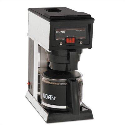 Old Bunn Coffee Maker Parts : Bunn A10 Pourover Coffee Maker & Reviews Wayfair